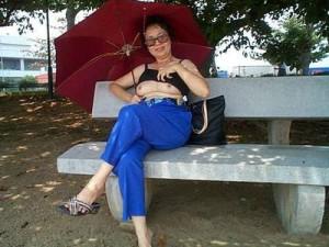 Mère célibataire cherche un plan cul pour changer d'air 092